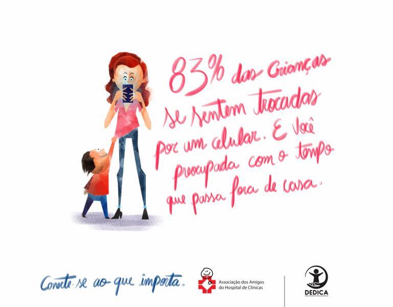 """60cb630c51a Veja as imagens da campanha """"Conecte-se Ao Que Importa"""", reflita, e ajude a  mudar essa realidade:"""
